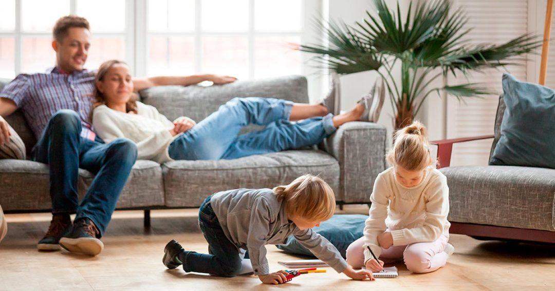 melhorar o conforto no lar
